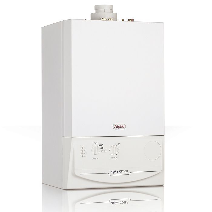 alpha cd18r condensing natural gas boiler excluding flue plumb trades alpha cd18r condensing natural gas boiler excluding flue